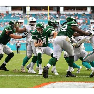NY Jets humiliated by the Miami Dolphins!! Canelo KOs Kovalev!!