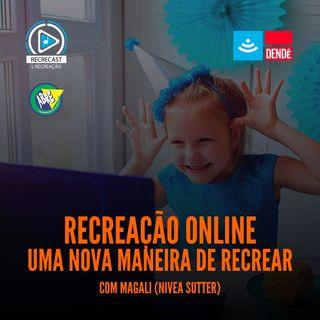 Recreação Online: uma nova maneira de recrear