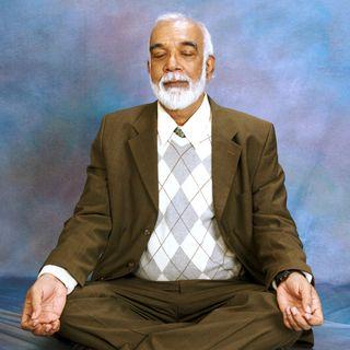 180713 Mindfulness-  Meditative pose and meditation