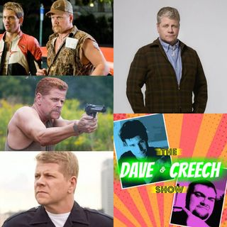 "The Dave and Creech Show #73 :""Jalynn Sucks at Battleship""/Michael Cudlitz LIVE"