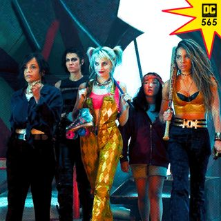 Birds of Prey First Trailer Review + A Crisis is Coming