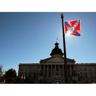 Flag of Hate must Come Down