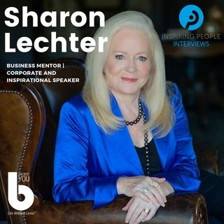 Episode #47:  Sharon Lechter