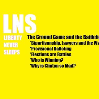 The Ground Game and the Battlefield  11/14/18 Show Vol. 5--#190