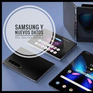 #Radiogeek - Nuevos rumores del Samsung Galaxy Fold 2 - Nro 1595