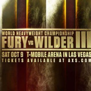 Top Rank Presents: Fury vs Wilder III