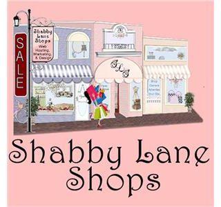 Shabby Lane Shops - Trash to Treasures with Bunny 2