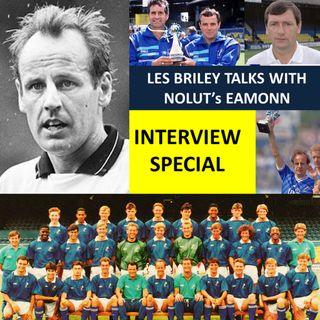 Les Briley Talks with Eamonn Episode 2 040720