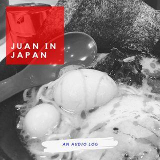 Juan In Japan: An Audio Log