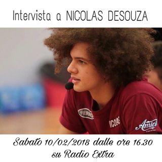 Il sogno continua - Intervista a Nicolas De Souza (Amici 17)