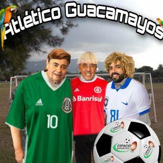 Nuevo equipo de Fútbol El Atlético Guacamayo FC en Espacio Deportivo de la Tarde 13 de Julio 2020