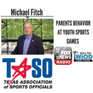 Parents Behavior at Youth Sports Games    Michael Fitch Discusses LIVE (6/20/18)