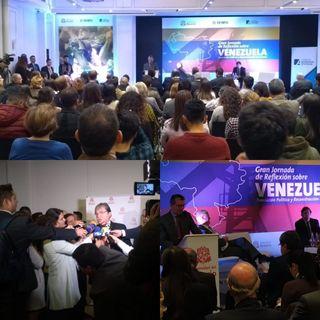 En foro de la U. del Rosario y El Tiempo se coincidió en que el proceso de reconstrucción de Venezuela puede durar años