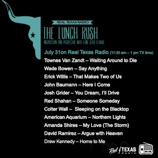 July 31: The Lunch Rush with Drew Myers