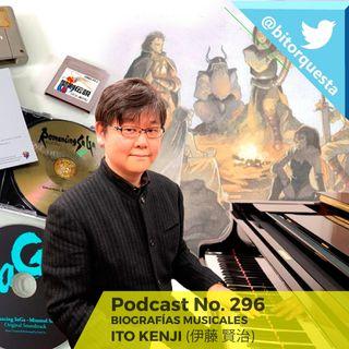 296 - Ito Kenji, Biografías Musicales