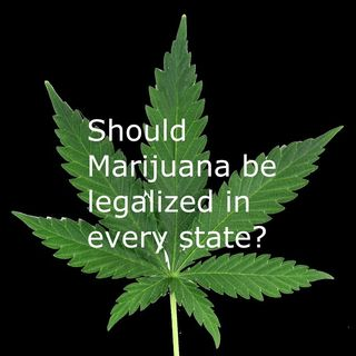 Episode #31: Should Marijuana be legalized in every state? | Part 1 | OTG