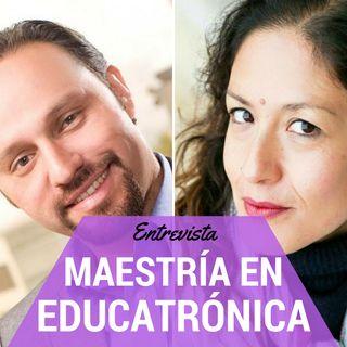 Maestría en educatrónica