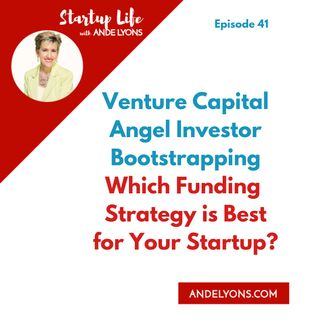 Venture Capital, Angel Investor, Bootstrapping - Which Funding Strategy is Best for Your Startup?