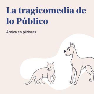 La tragicomedia de lo Público