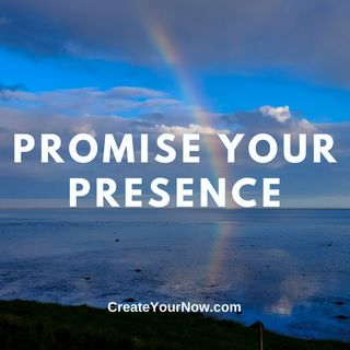 2426 Promise Your Presence