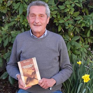 """Lo scrittore Alberto Pizzi presenta il suo libro """"I disegni perduti di Leonardo"""""""