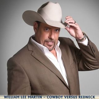 William Lee Martin - Cowboy versus Redneck