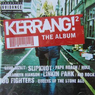 FWTMI13 - Lydia & Helen select Kerrang! 2 The Album CD1
