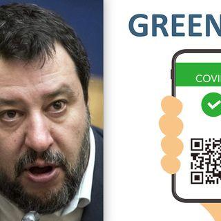 PARTITI DIVISI sul GREEN PASS, PERCHE'?