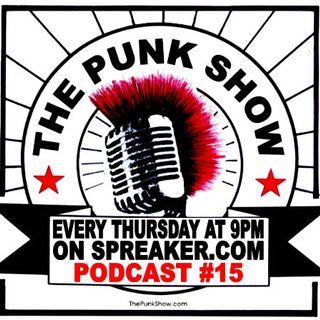 The Punk Show #15 - 05/09/2019