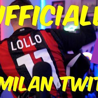 🔥🔥🔥  ECCO LA NOTIZIA UFFICIALE _ SARO' SU AC MILAN TWITCH !!!
