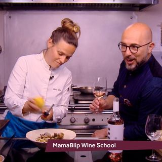 Groppello | Valténesi Rose and Spaghetti with Clams  |  Wine Pairing with Filippo Bartolotta