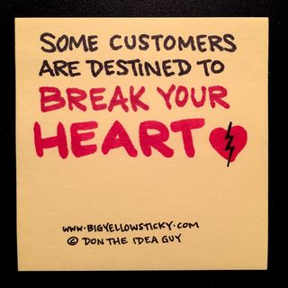 Customer Break-Ups : BYS 047