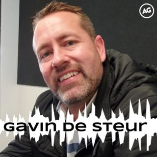 Gavin de Steur - The (digital) human touch