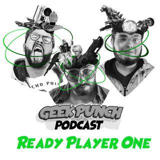 Geek Punch - Spin 1 - Ready Player One -  Severo cosplay de Zuko