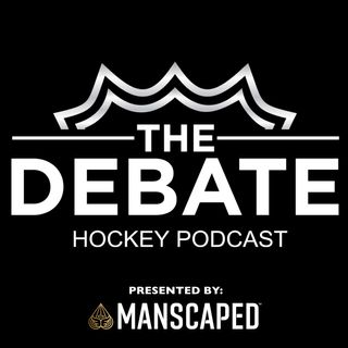 THE DEBATE - Hockey Podcast - Episode 37 - Legal Pot and Pulling the Goalie