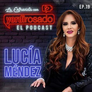 LUCÍA MÉNDEZ, los SECRETOS de una DIVA