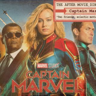 Ep 277 - A catch up with the MCU, Captain Marvel and more!