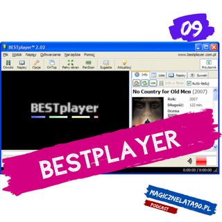 09 BESTplayer - legendarny odtwarzacz filmów