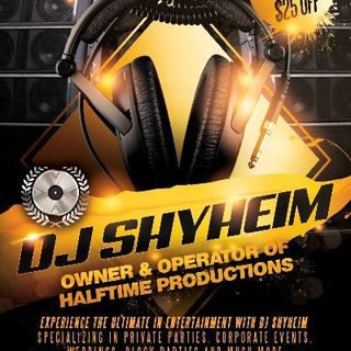 Old School Hip Hop And R&B Vol.1 mixed by DJ Shyheim