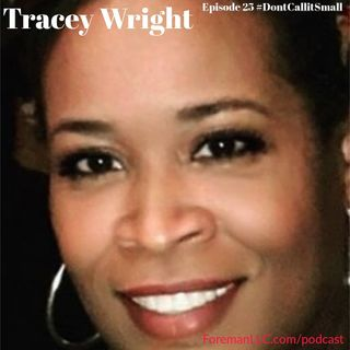 Ep 25: Sweets and Treats With Celebrity Cake Designer Tracey Wright
