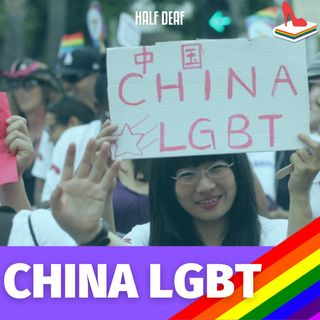 #85 Doutora Drag - LGBTs na China
