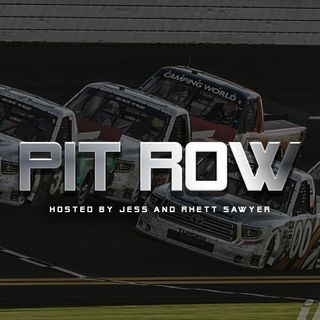ESL Pit Row Episode 8
