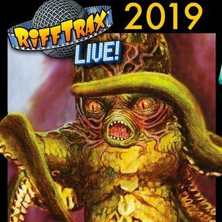 Mike Nelson and Bill Corbett From RiffTrax Live