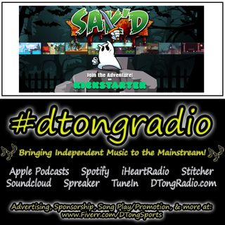 #NewMusicFriday on #dtongradio - Powered by SAK'D The Game