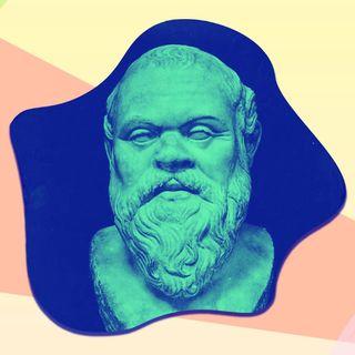Sokrates – fredlig filosof eller farlig samhällsomstörtare?