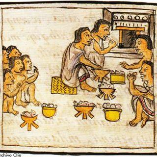 Alimentacion Azteca-Mexica.