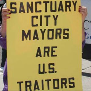 Trump Tells Sanctuary Cities: Time To Follow The Law