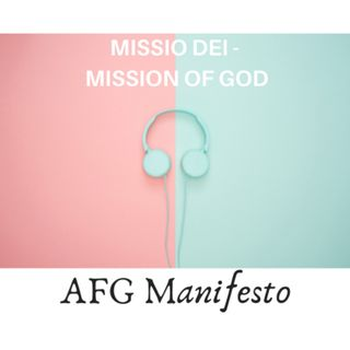 E030 Missio Dei - Mission of God