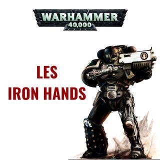 Les Iron Hands