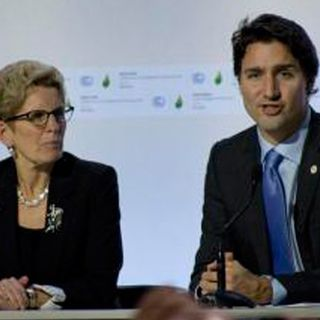 Commentary on Ontario/Canada how far it has fallen - so quickly